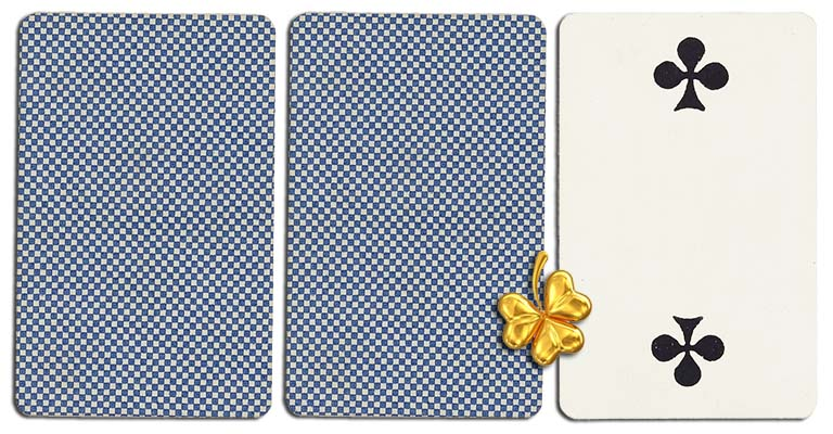 02 of clubs meaning french deck