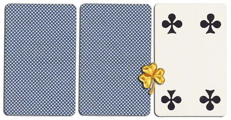 04 of clubs meaning french deck