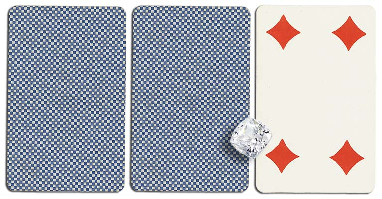 04 of diamonds meaning french deck