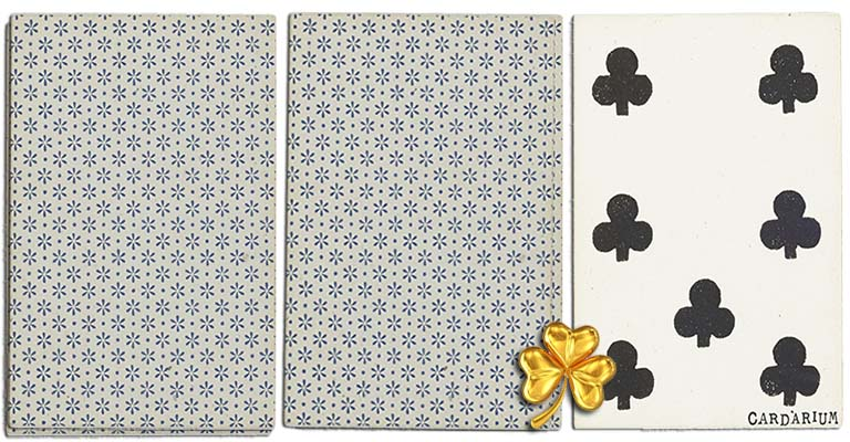 07 of clubs
