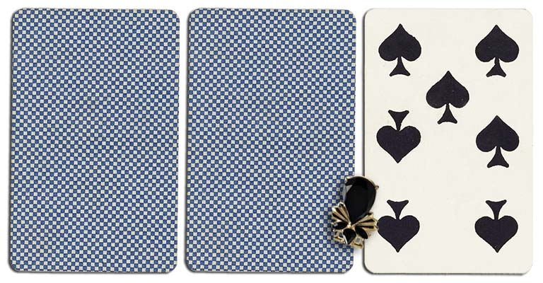 07 of spades meaning french deck