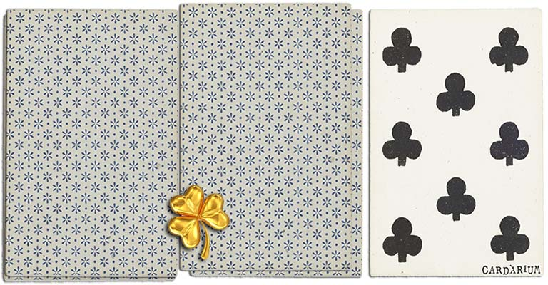 08 of clubs