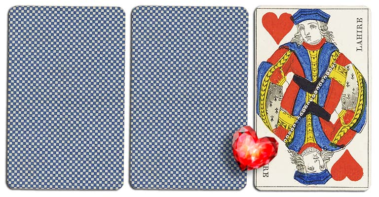 Jack of hearts meaning french deck