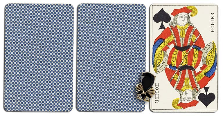 Jack of spades meaning french deck