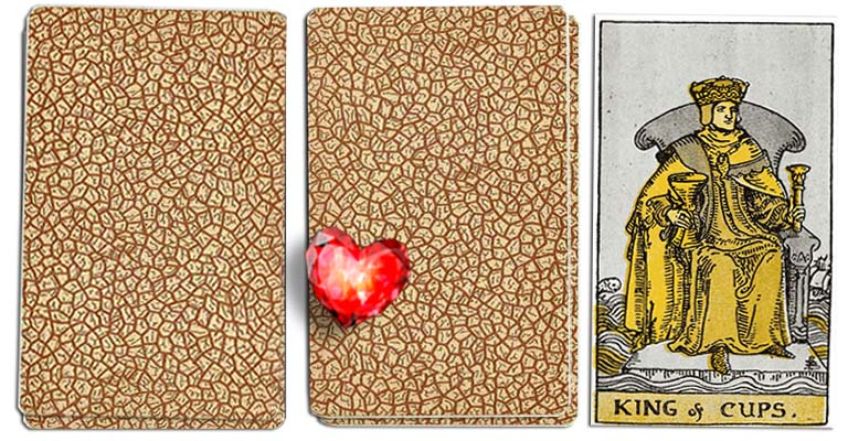 King of Cups meaning tarot