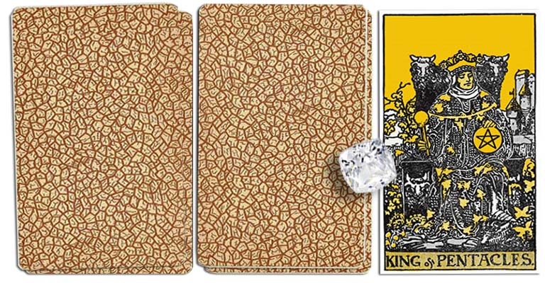 King of Pentacles meaning tarot