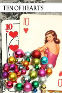 10 of Hearts meaning in Cartomancy and Tarot