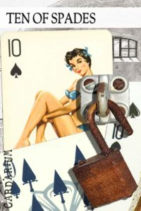Read more about the article 10 of Spades meaning in Cartomancy and Tarot