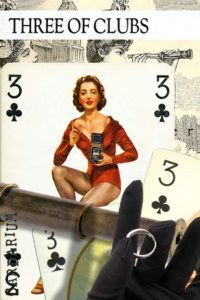 3 of Clubs meaning in Cartomancy and Tarot