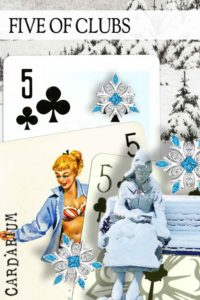 5 of Clubs meaning in Cartomancy and Tarot