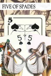 Read more about the article 5 of Spades meaning in Cartomancy and Tarot