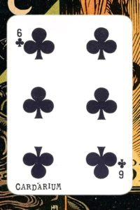 Read more about the article 6 of Clubs meaning in Cartomancy and Tarot