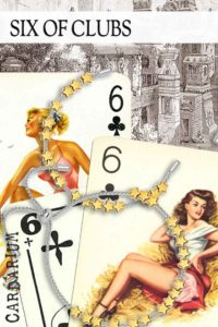 6 of Clubs meaning in Cartomancy and Tarot