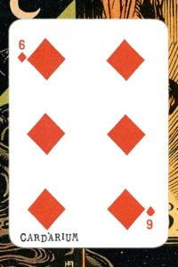 6 of diamonds