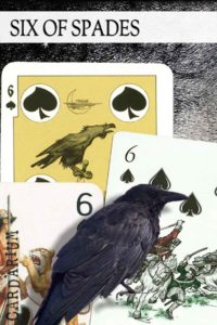 Read more about the article 6 of Spades meaning in Cartomancy and Tarot
