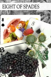 Read more about the article 8 of Spades meaning in Cartomancy and Tarot