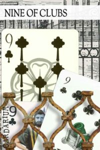 9 of Clubs meaning in Cartomancy and Tarot