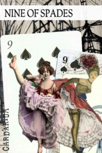 Read more about the article 9 of Spades meaning in Cartomancy and Tarot