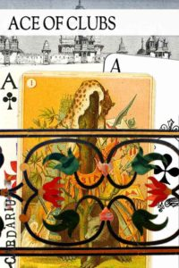 Ace of Clubs meaning in Cartomancy and Tarot