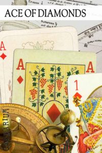 Ace of Diamonds meaning in Cartomancy and Tarot