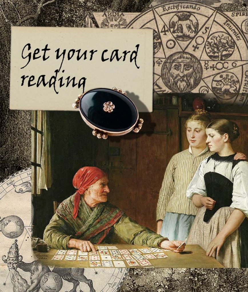 Get free cartomancy card reading