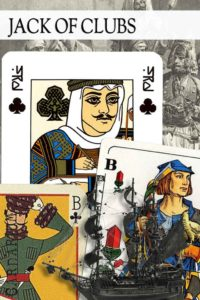 Jack of Clubs meaning in Cartomancy and Tarot