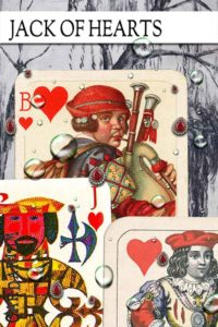 Jack of Hearts meaning in Cartomancy and Tarot