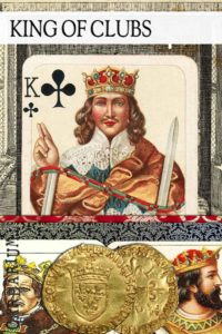 King of Clubs meaning in Cartomancy and Tarot