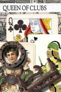 Queen of Clubs meaning in Cartomancy and Tarot