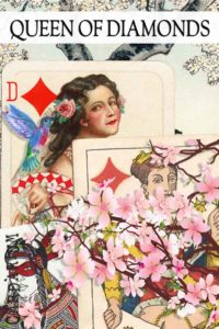 Queen of Diamonds meaning in Cartomancy and Tarot