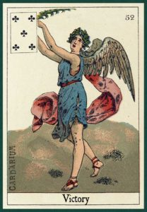 Read more about the article 5 of Clubs meaning in Cartomancy and Tarot
