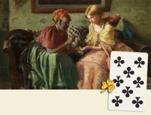Read more about the article 8 of Clubs meaning in Cartomancy and Tarot