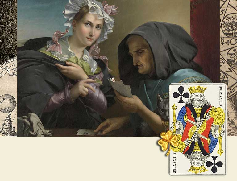 king of clubs destiny card