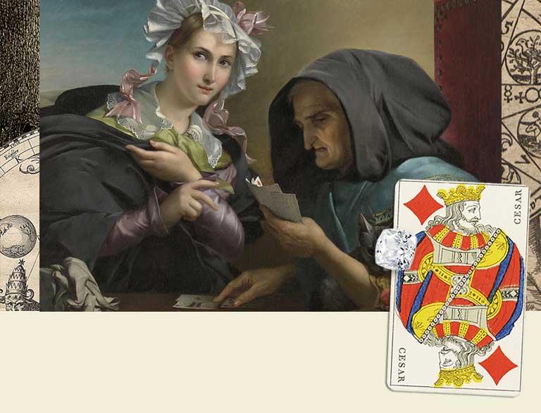king of diamonds destiny card