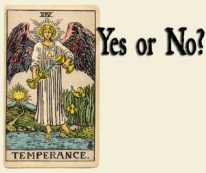 Temperance Meaning – Yes or No
