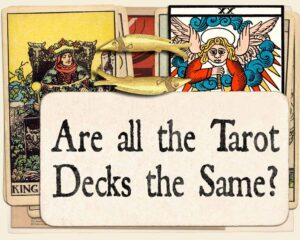 Are all the tarot decks the same?