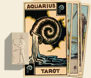 Aquarius Tarot Reading – Personality and Love Insights