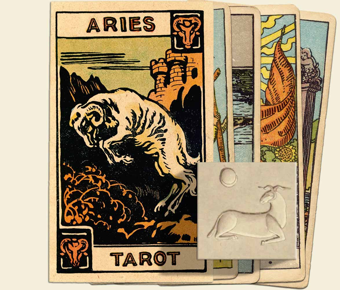 Aries Tarot Reading – Personality and Love Insights