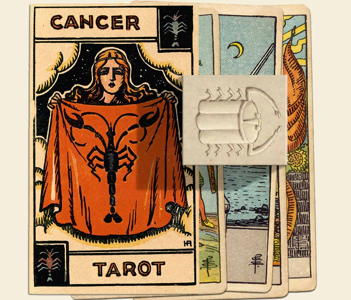 Cancer Tarot Reading – Personality and Love Insights