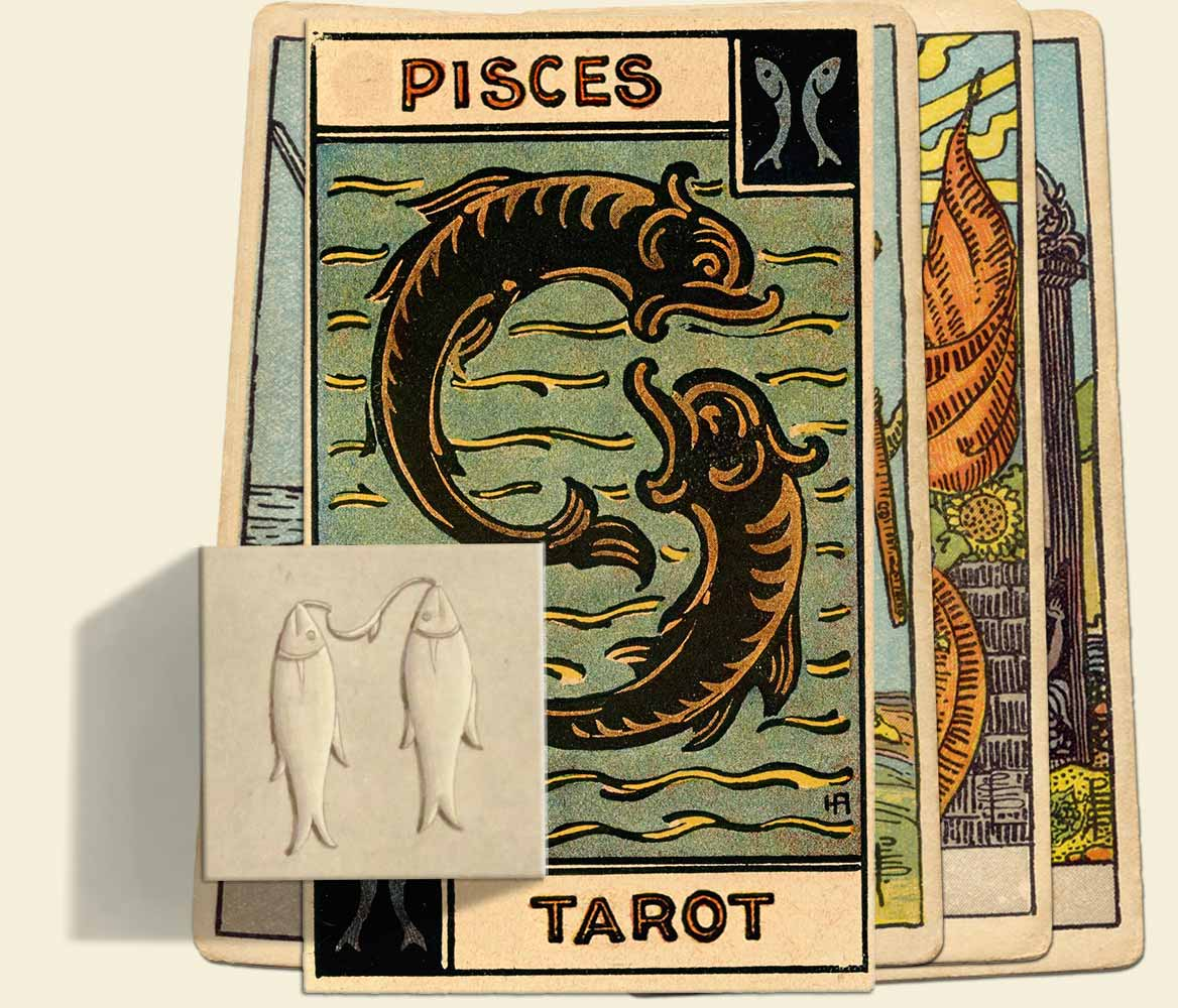 Pisces Tarot Reading – Personality and Love Insights