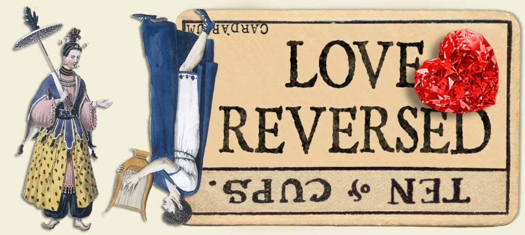 10 of cups reversed love yes or no