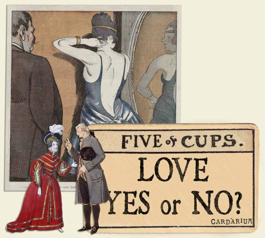 5 of cups tarot card meaning for love yes or no