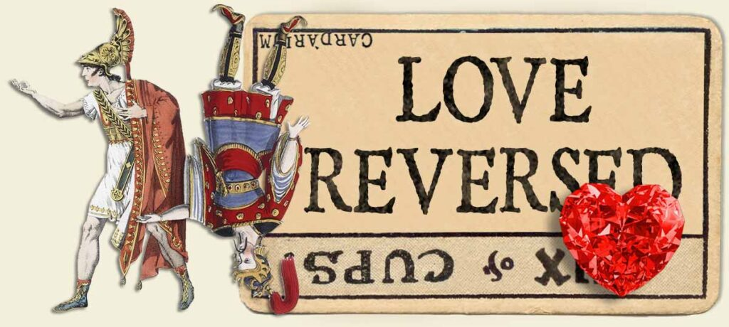 6 of cups reversed love yes or no