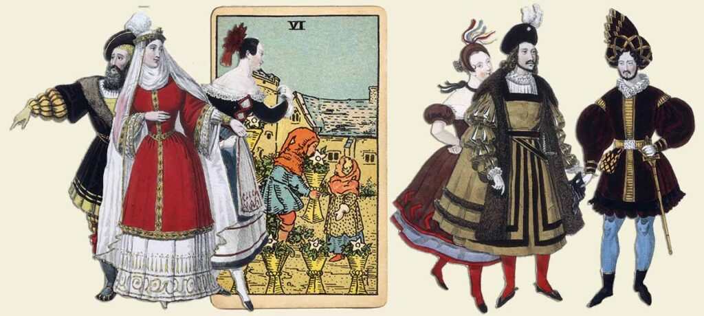6 of cups tarot card meaning yes or no