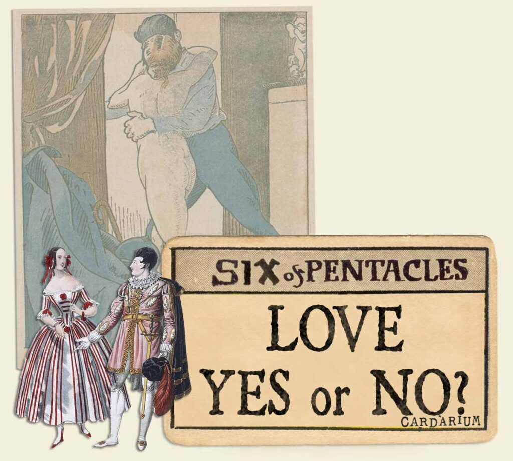 6 of pentacles tarot card meaning for love yes or no