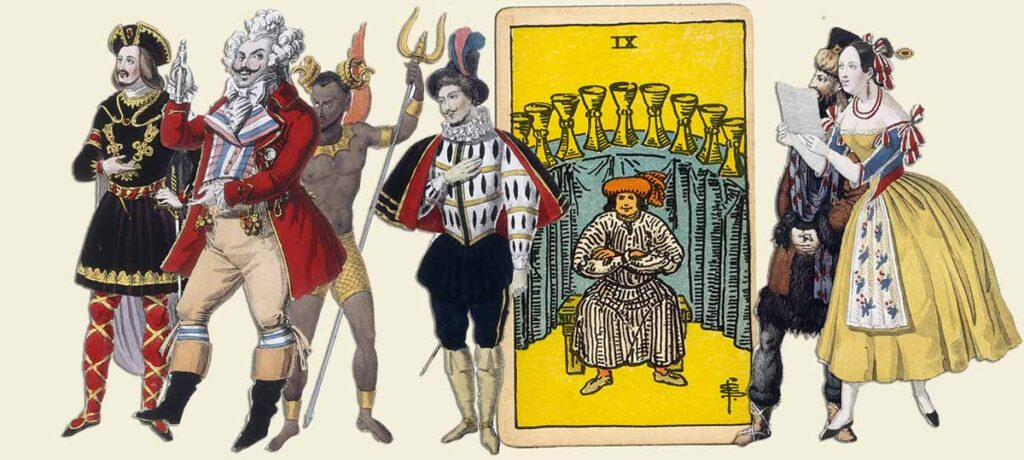 9 of cups tarot card meaning yes or no