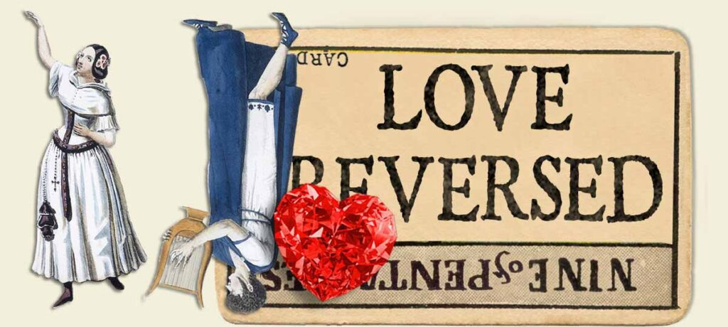 9 of pentacles reversed love yes or no