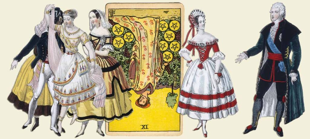 9 of pentacles reversed tarot card meaning yes or no