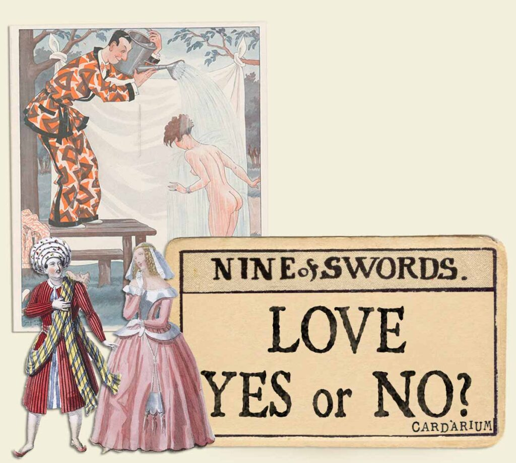 9 of swords tarot card meaning for love yes or no