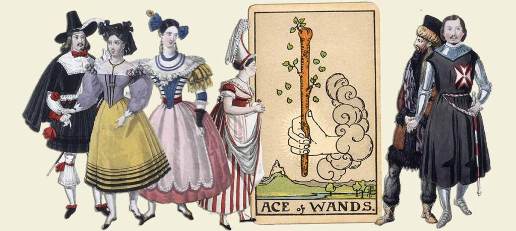 Ace of wands tarot card meaning yes or no